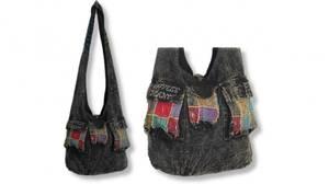 Bilde av Bomullsbag med lommer